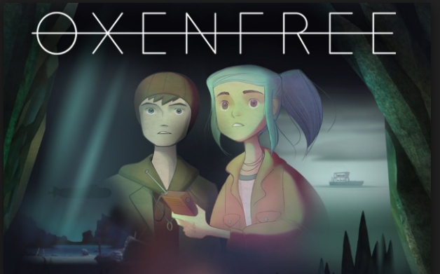 Oxenfree best selling pc games 2016-2017
