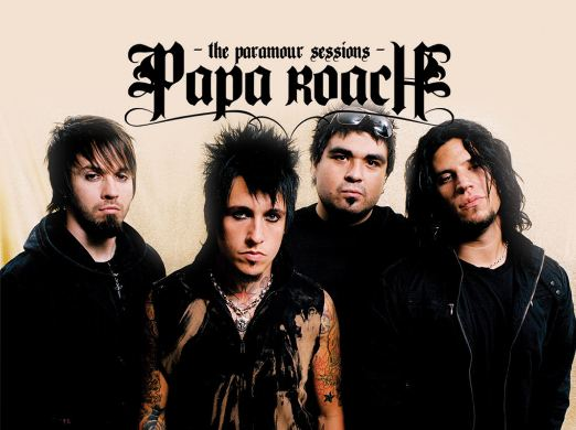 Papa Roach Top Popular Best Selling Rock bands in The World 2018
