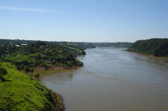 Parana River Top most popular largest rivers in the world 2018