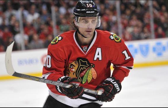 Patrick Sharp top Ice Hockey Players 2016-2017