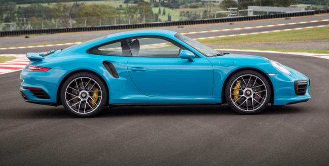 Porsche 911 Turbo S, Most Expensive Luxury Cars in India 2018