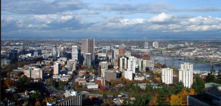 Portland, Most Popular US Cities 2018