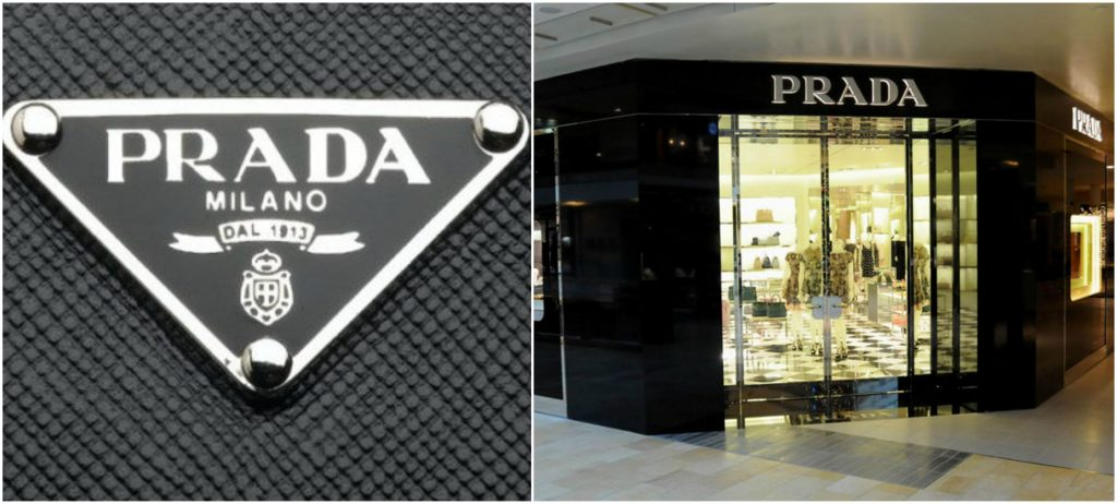 Prada most expensive clothing brands 2016