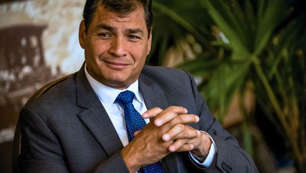 Rafael Correa, President of Ecuador, World's Most Popular Hottest Presidents 2017