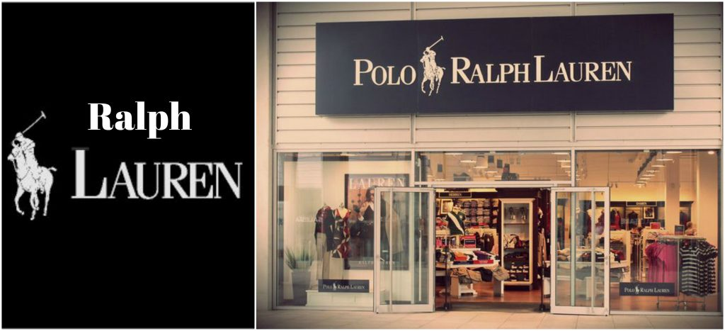 Ralph Lauren most expensive clothing brands 2017-2018
