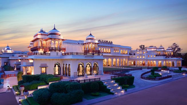 Most expensive luxurious hotels in india 2018 top 10 list for The most expensive hotel in the world