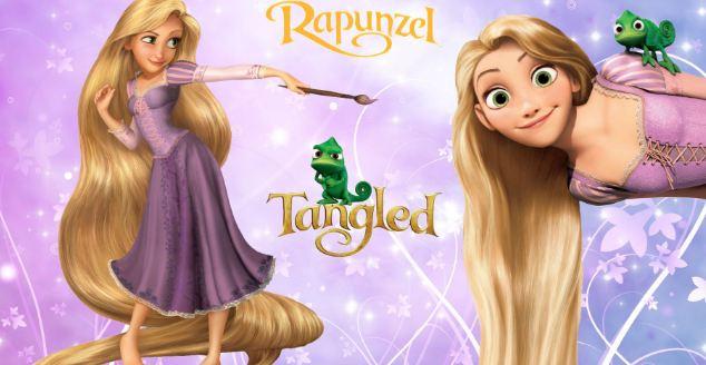 Rapunzel,Most Popular Hottest Disney Princesses 2016