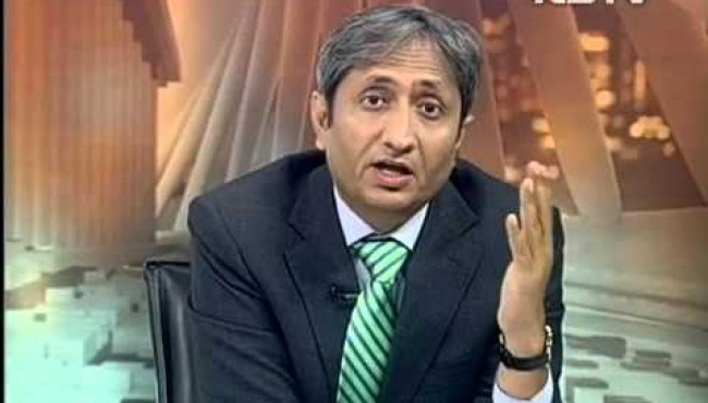 Ravish Kumar, Most Popular Hottest Indian Journalist 2018