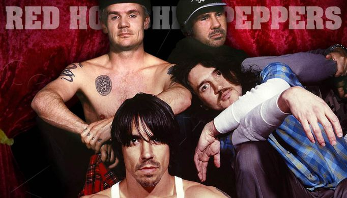 Red Hot Chili Peppers Top Most Popular Best Selling Rock bands in The World 2019