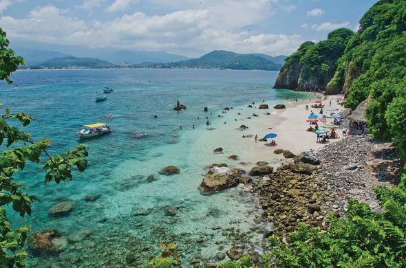 Riviera Nayarit, Mexico, Most Beautiful Beaches in America 2018