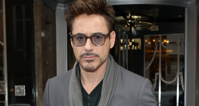Robert Downey Jr, World's Most Popular Sexiest Jewish Guys 2017