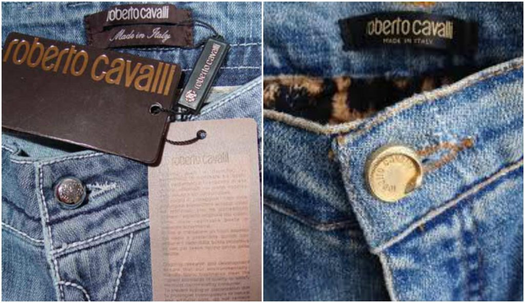 Roberto Cavalli, World's Most Expensive Jeans Brand 2018
