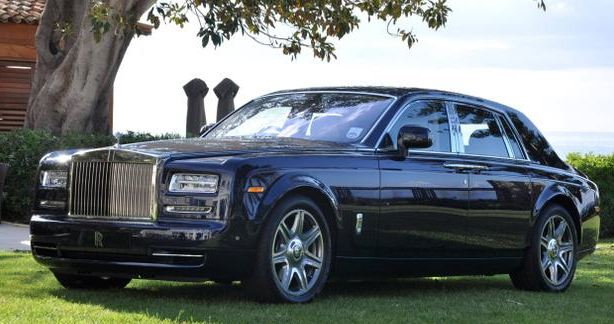 Rolls Royce Phantom, Most Expensive Luxury Cars in India 2017