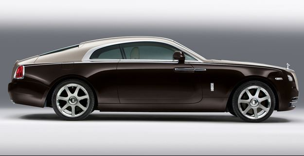 Rolls Royce Wraith, Most Expensive Luxury Cars in India 2017