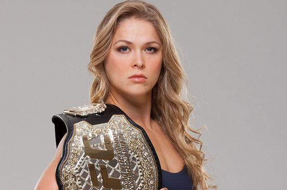 Ronda Rousey, World's Most Popular Hottest MMA Female Fighters 2017