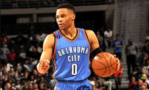 Russell Westbrook, Most Popular Hottest NBA Players 2019