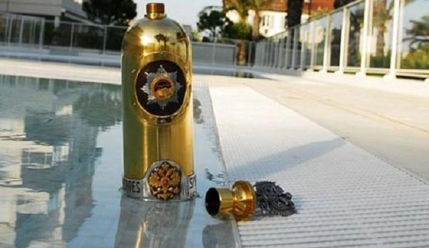 Russo Baltique, most popular expensive vodka brands 2019