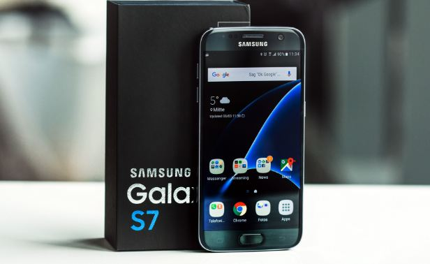 SAMSUNG GALAXY S7 Top Most Popular Best Selling Smartphones in The World 2018