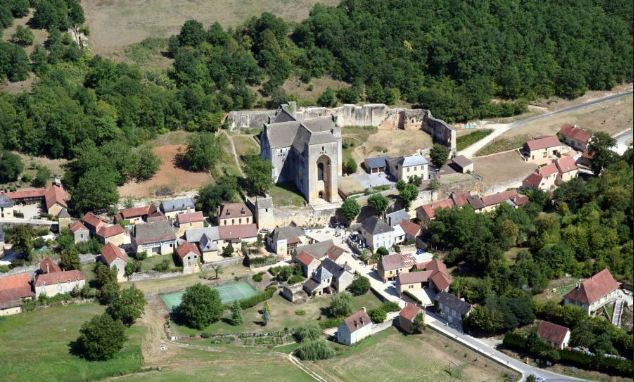 Saint-Amand-de-Coly Most famous Villages in France 2016-2017-2018