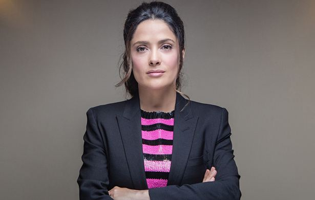 Salma Hayek, World's Most Popular Sexiest Older Actresses 2017