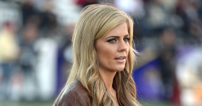 Samantha Ponder, Most Beautiful Sexiest Quarterback Wives 2017