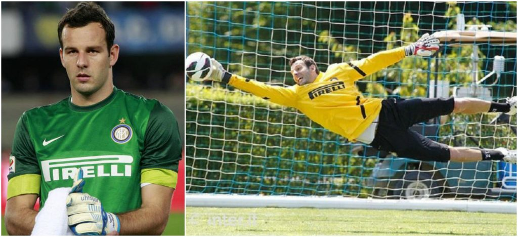 Samir Handanovic most famous expensive goalkeepers in the world 2016-2017