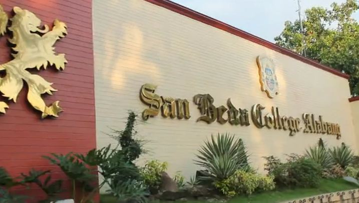 San Beda College, most popular expensive universities in the Philippines 2018