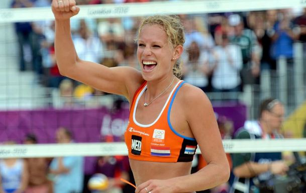 Sanne Keizer, Most Popular, Hottest Volleyball Players 2016