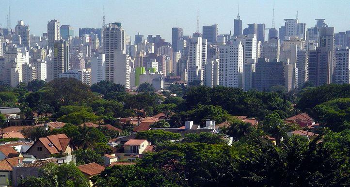 Sao Paulo, Brazil, World's Most Popular Largest Cities 2019