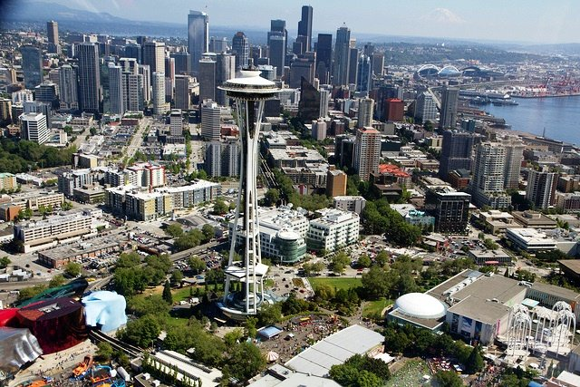 Seattle, World's Most Popular Real Estate Markets 2017