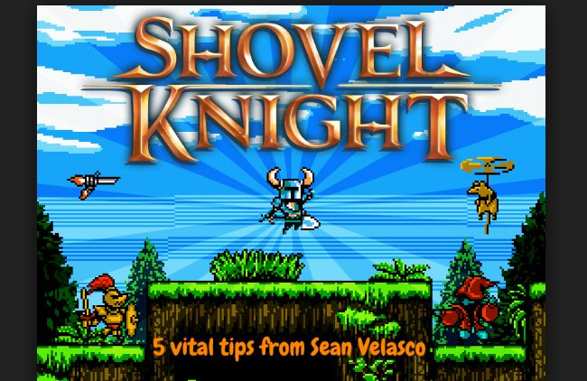 Shovel Knight Top 10 Most Popular Best Selling Nintendo Games in The World 2018