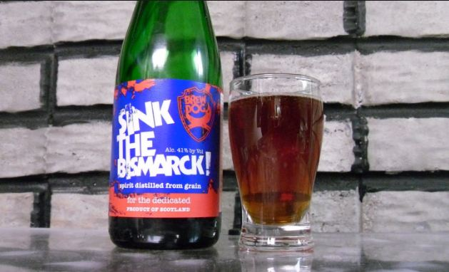 Sink the Bismarck, World's Most Expensive Beers 2017