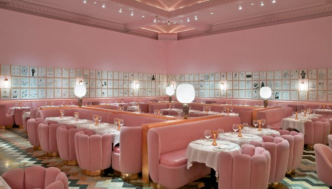 Sketch Top most popular expensive restaurants in the world 2019