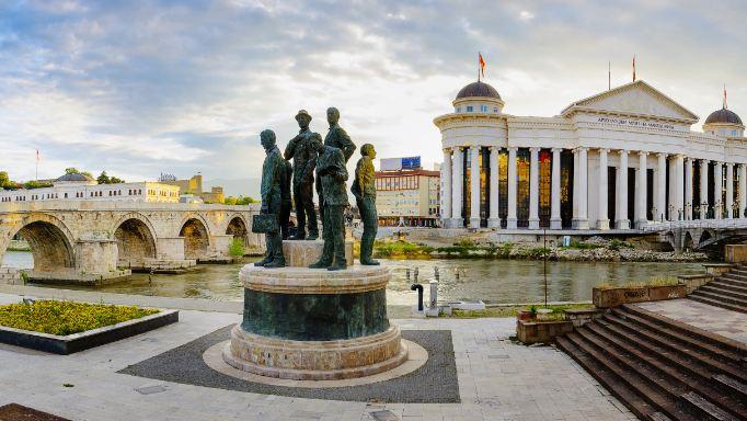 Skopje- Macedonia