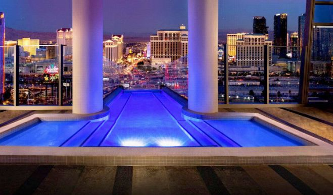 Sky Villa At Palms Casino Resort, Nevada