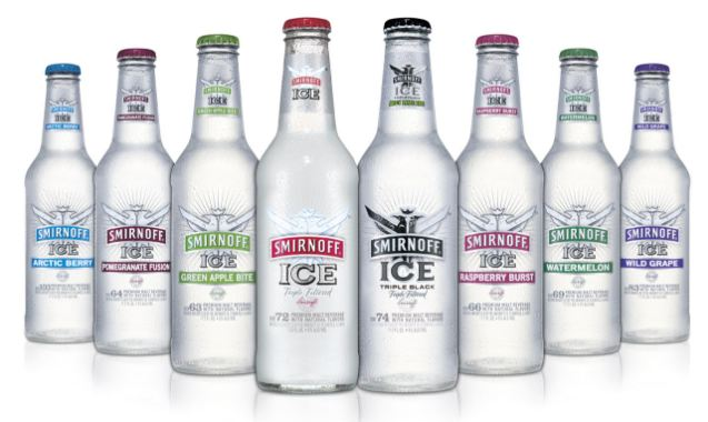 Smirnoff most popular best-selling vodka brands in the world 2019