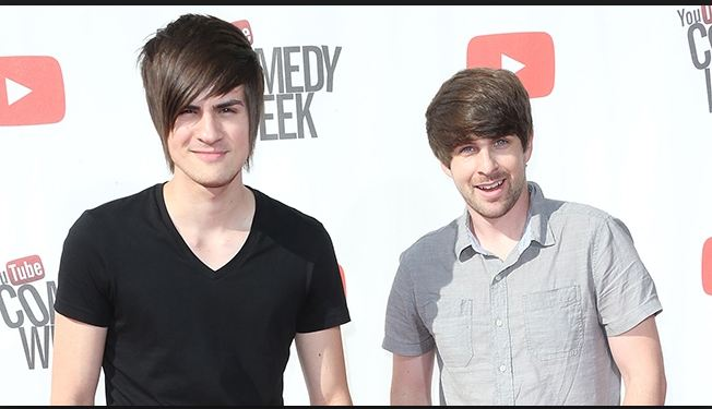 Smosh,World's Most Successful Richest Youtubers 2017