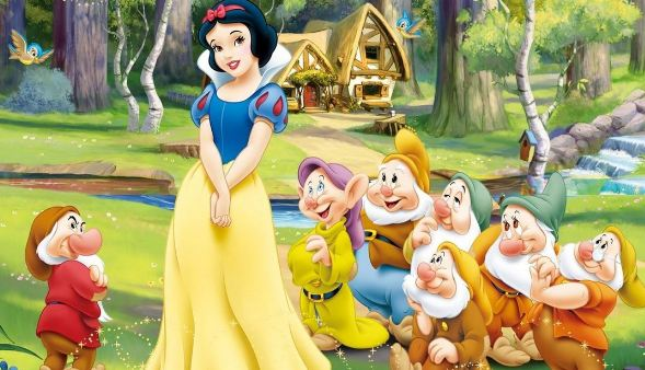 Snow White, Most Popular Hottest Disney Princesses 2016