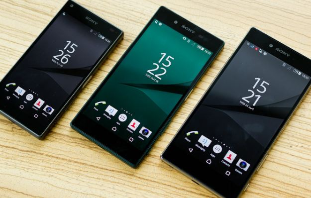 Sony Xperia Z5,Best Selling Smartphones 2017