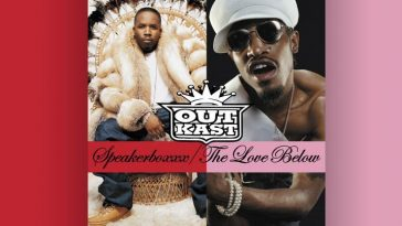 Speakerboxx The Love Below- Outkast