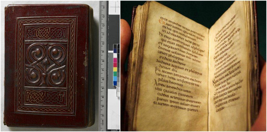 St Cuthbert or Stonyhurst Gospel, World's Most Expensive Books 2016