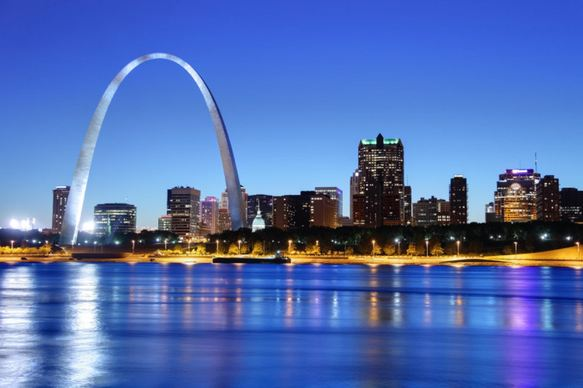 St. Louis, World's Most Popular Real Estate Markets 2017
