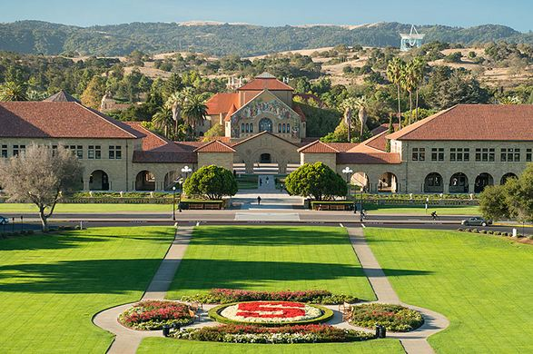 Stanford University, Stanford, California, World's Most Beautiful College Campuses 2016