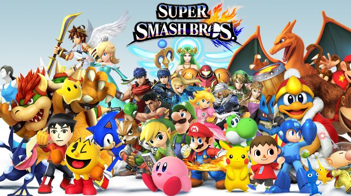 Super Smash Bros Top Popular Best Selling Nintendo Games in The World 2018