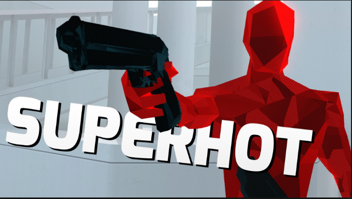 SuperHot most popular best selling pc games 2016-2017