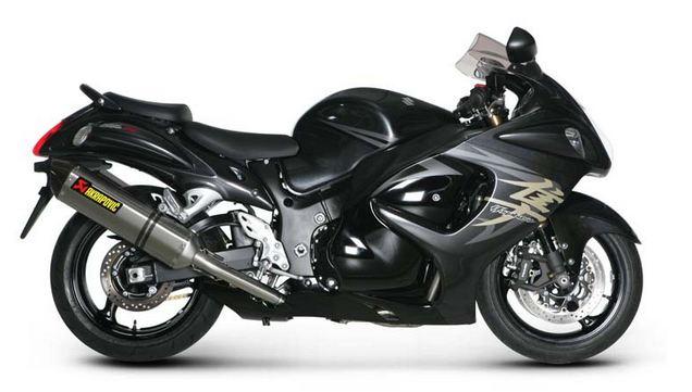 Suzuki AEM Carbon Fiber Hayabusa, World's Most Expensive Bikes 2018