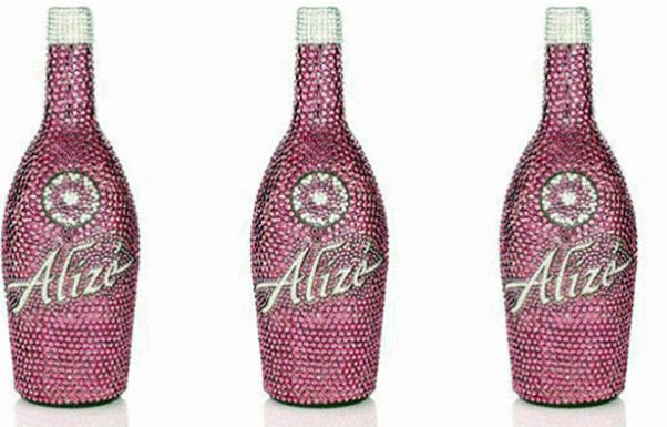 Swarovski Alizé, World's Most Expensive Vodka Brands 2017