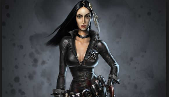 Tala Darkwatch, Most Popular Hottest Females in Video Games 2017