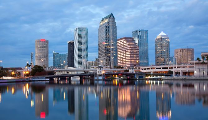 Tampa Top most popular cheapest places to live in Florida in the world 2019