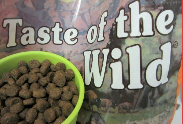 Taste of the Wild Top 10 most Best Selling dog foods in the world 2018